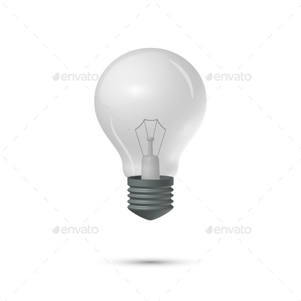 GraphicRiver Light Bulb 10371986