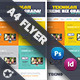Technology Flyer Templates - GraphicRiver Item for Sale