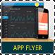 Web App Tech & Hosting Business Flyer - GraphicRiver Item for Sale