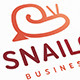 Snail Logo Template - GraphicRiver Item for Sale