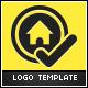 Home Check Logo Template - GraphicRiver Item for Sale