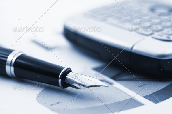 business data - Stock Photo - Images