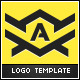 Army Clan - Letter A Logo - GraphicRiver Item for Sale