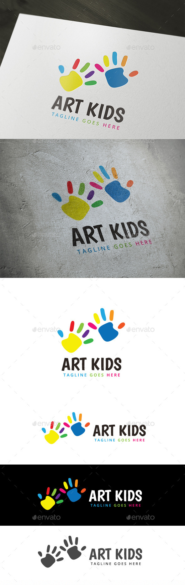GraphicRiver Art Kids 10374561