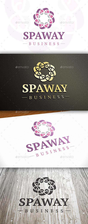 GraphicRiver Spa Logo 10374726