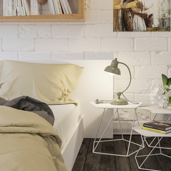 3DOcean Realistic modern interior design 10375350