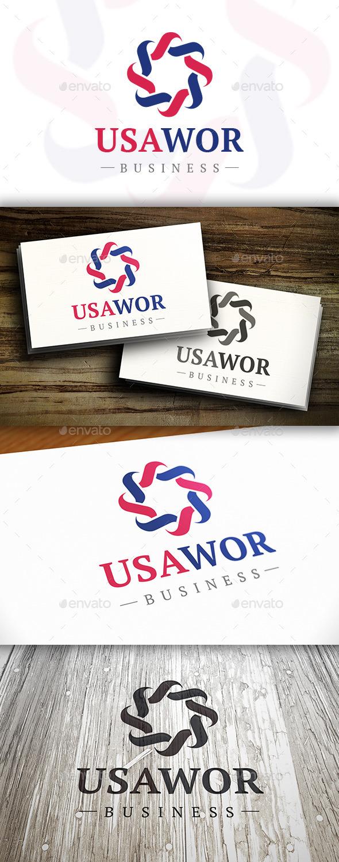 GraphicRiver Company Logo 10377643