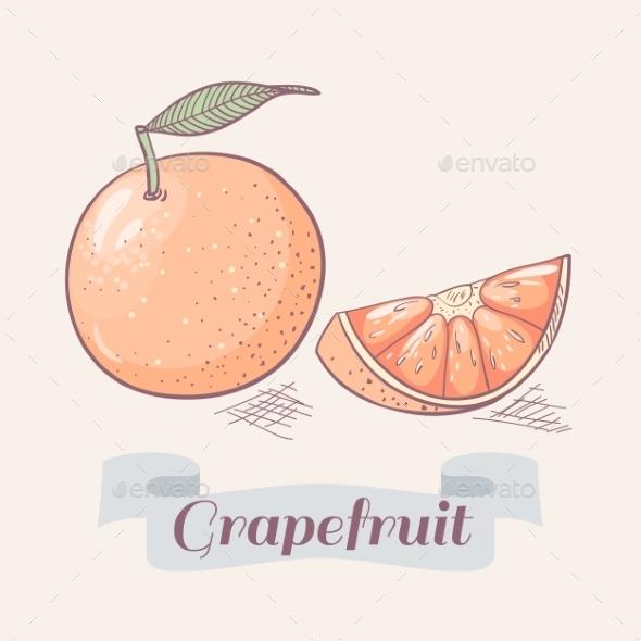 GraphicRiver Grapefruit 10378614