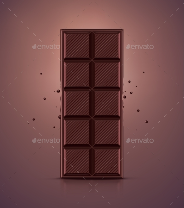 GraphicRiver Chocolate Bar 10378730