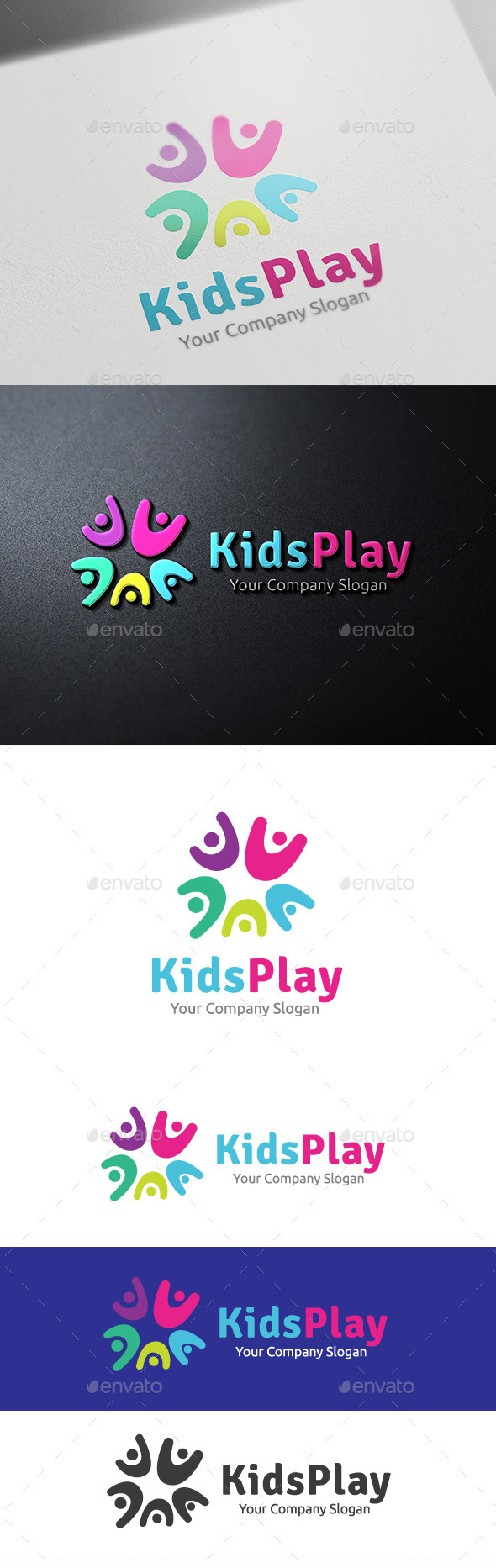 GraphicRiver Kids Play 10378957