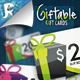 Giftable Gift Cards - It's a present - GraphicRiver Item for Sale