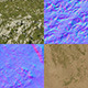 Terrain Texture Set - 3DOcean Item for Sale
