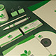 Green and Ecologic Corporate Identity - GraphicRiver Item for Sale