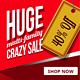 Sale Ad Banners  - GraphicRiver Item for Sale