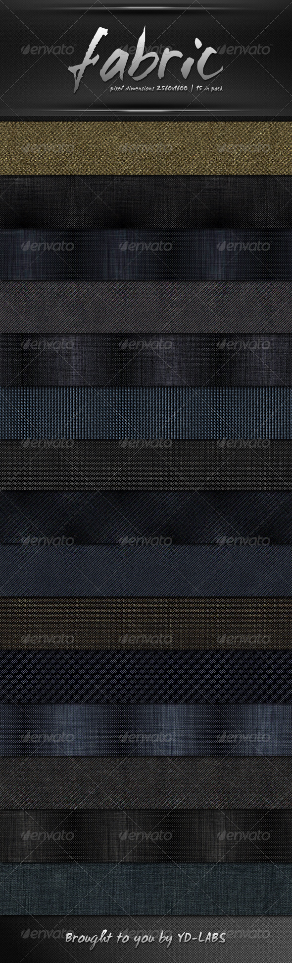 GraphicRiver Fabric Pack 1 1044945