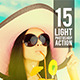 15 Light Photoshop Actions - GraphicRiver Item for Sale