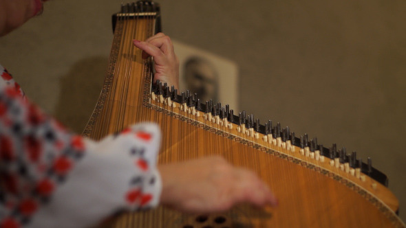 VideoHive Ukrainian Folk Musical Instrument 5 10380160