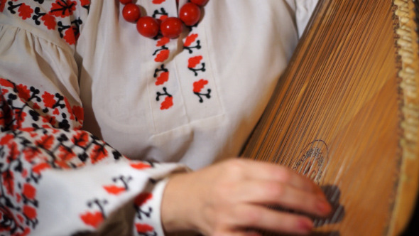 VideoHive Ukrainian Folk Musical Instrument 4 10380206