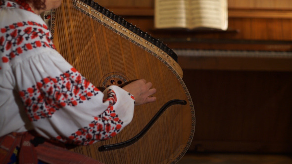 VideoHive Ukrainian Folk Musical Instrument 7 10380216