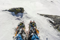 Boots with crampons - PhotoDune Item for Sale