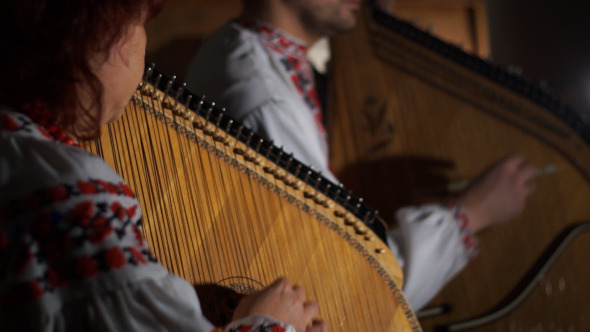 VideoHive Ukrainian Folk Musical Instrument 8 10380220