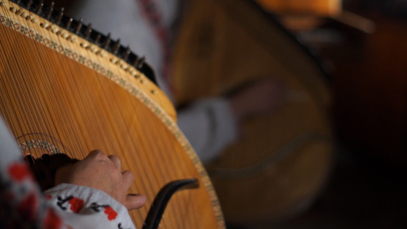 VideoHive Ukrainian Folk Musical Instrument 9 10380329