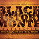Black History Month Flyer Template - GraphicRiver Item for Sale
