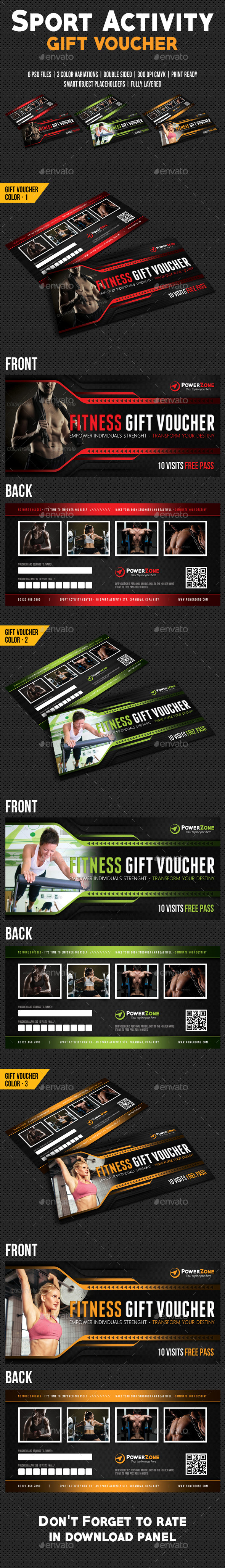 GraphicRiver Sport Activity Gift Voucher 04 10380818