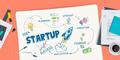 Flat Design Illustration Concept for Startup - PhotoDune Item for Sale