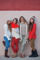 teen  autumn winter fashion - PhotoDune Item for Sale