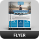 Corporate Flyer Template Vol 43 - GraphicRiver Item for Sale