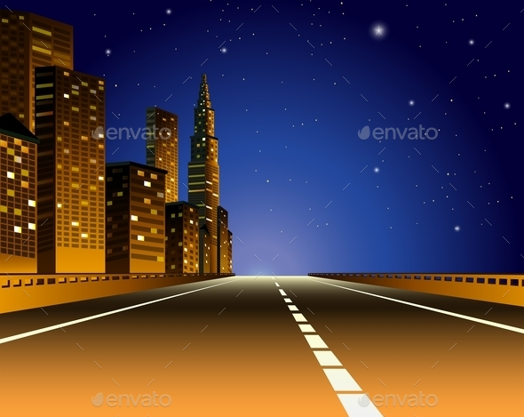GraphicRiver Express Way 10382398