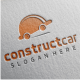 ConstructCar - Logo Template - GraphicRiver Item for Sale