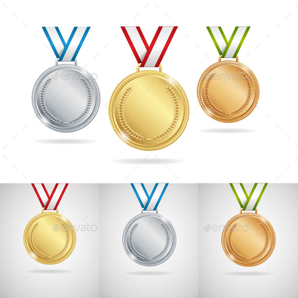 GraphicRiver Medals 10382756