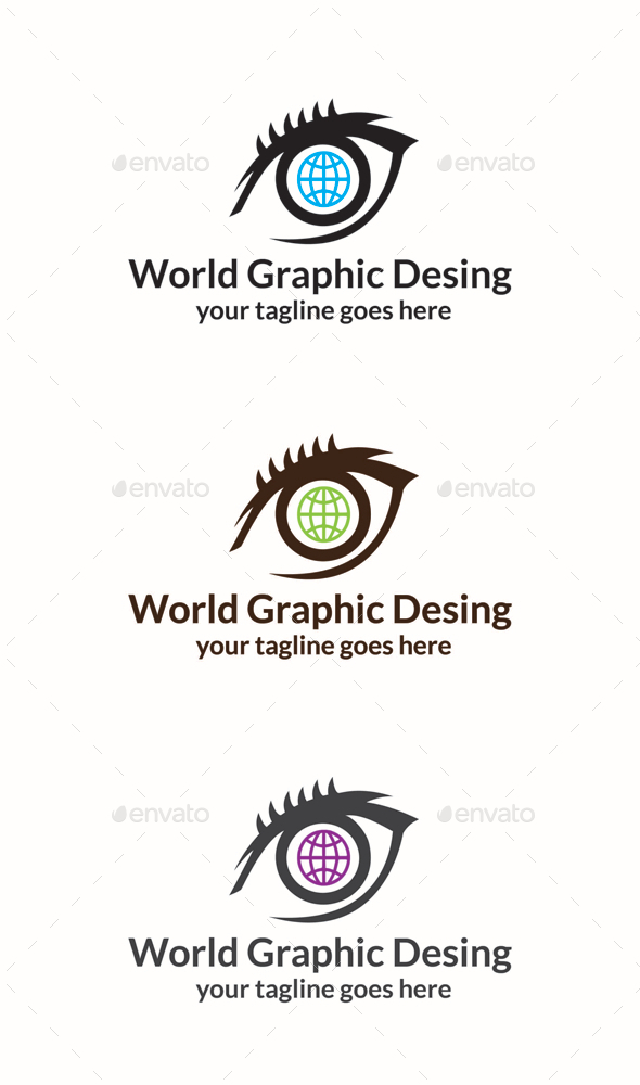GraphicRiver World Graphic Desing 10382875