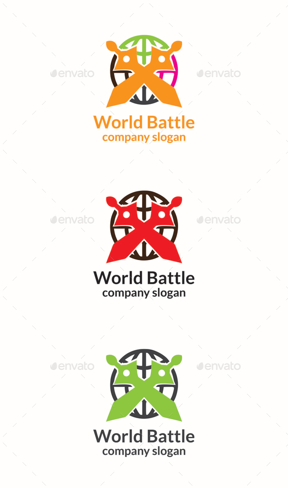 GraphicRiver World Battle 10383948