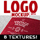 Complete Paper Logo Mock-Up (Pack 3/3) - GraphicRiver Item for Sale