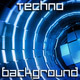 Glowing Radial Techno Background - VideoHive Item for Sale