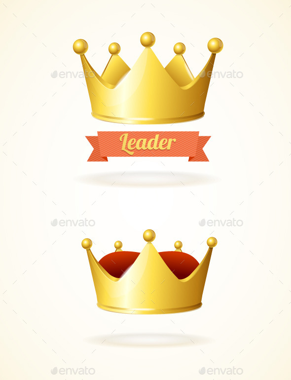 GraphicRiver Golden Crown 10389138
