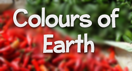 Colours of Earth!