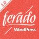 Ferado - WooCommerce Fashion Theme - ThemeForest Item for Sale