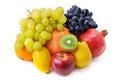 set of fruits isolated on white background - PhotoDune Item for Sale