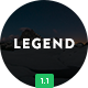 Legend - Video Email (optional) + Themebuilder - ThemeForest Item for Sale