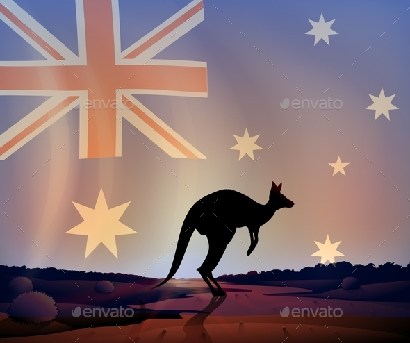 GraphicRiver Australia 10390466