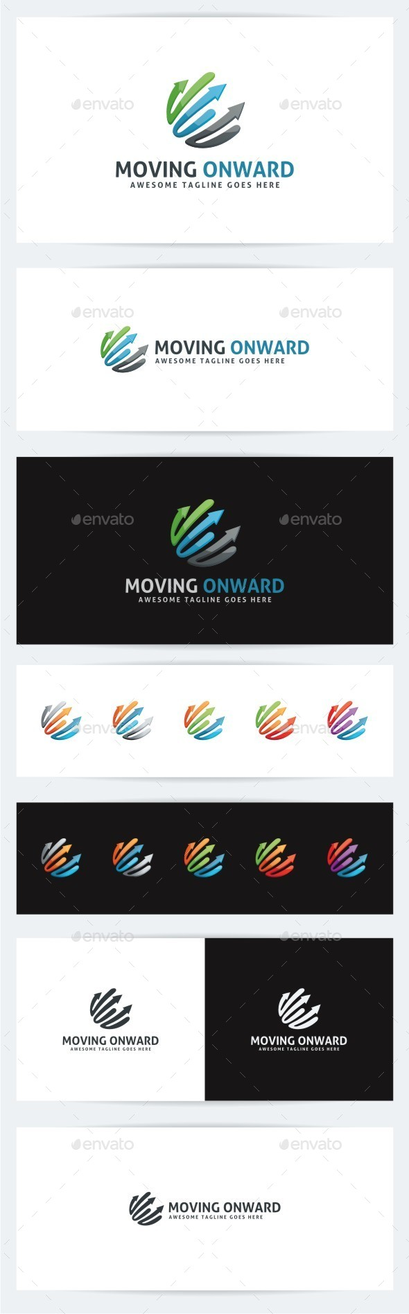 GraphicRiver Moving Onward 10390472