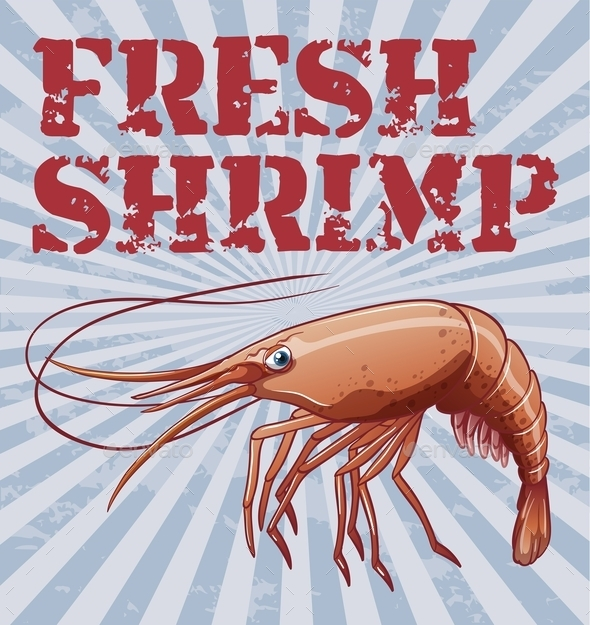 GraphicRiver Shrimp 10390979