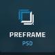 Preframe - Agency & Multipurpose PSD - ThemeForest Item for Sale