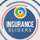 Insurance Sliders - GraphicRiver Item for Sale