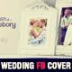 Wedding Frame Facebook Timeline Cover Template - GraphicRiver Item for Sale