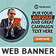 Awesome and Great Web Banner - GraphicRiver Item for Sale